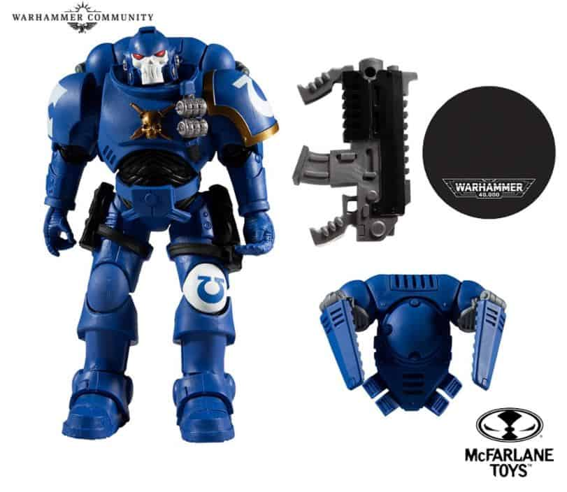 Warhammer 40k McFarlane