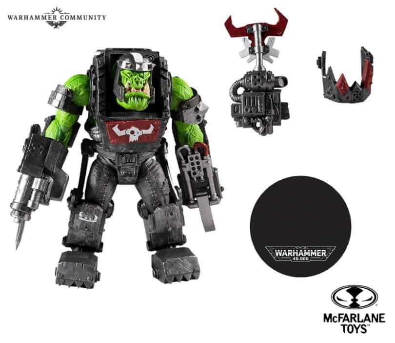 Ork mega nob McFarlane