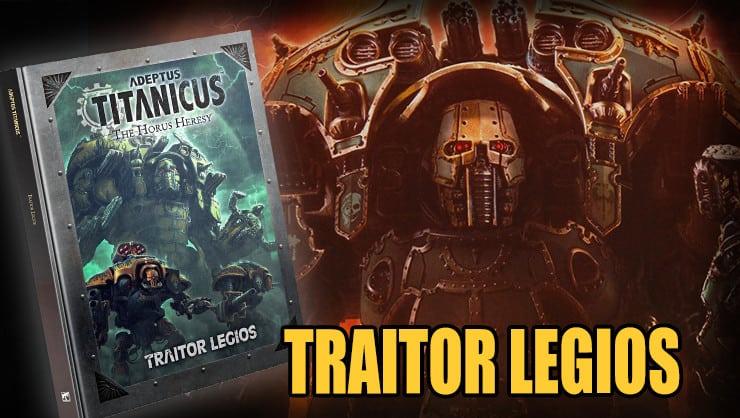 traitor legio book adeptus titanicus