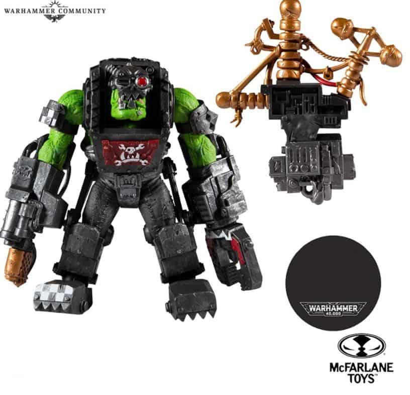 Ork mega nob McFarlane 3