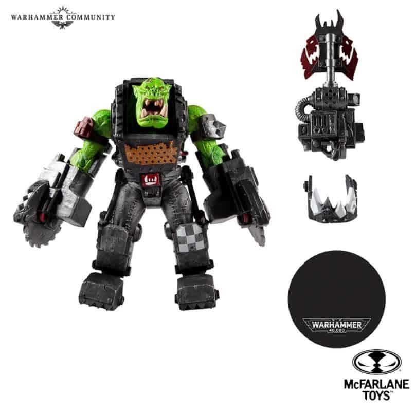 Ork mega nob McFarlane 2