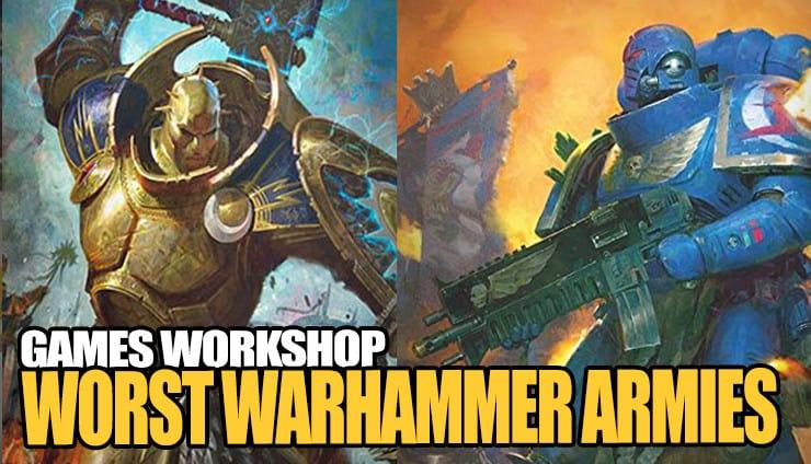 worst-warhammers