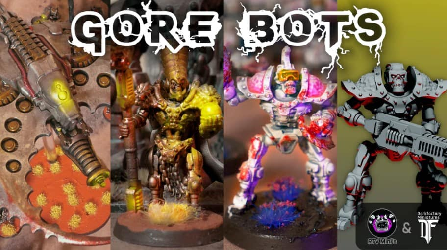 gorebots kickstarter