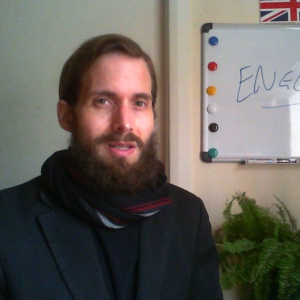 professional online English Language tutor Philip