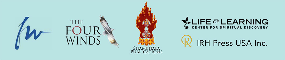 F+W Media, The Four Winds, Shambhala Publications, Life of Learning Center for Spiritual Discovery, IRH Press USA Inc.