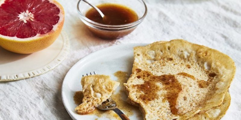 Ayurveda Breakfast Crepes