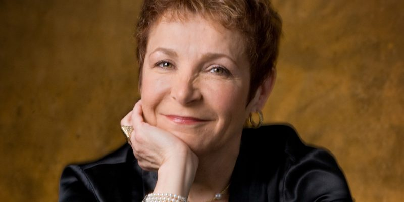 Caroline Myss, author of Intimate Conversations with the Divine