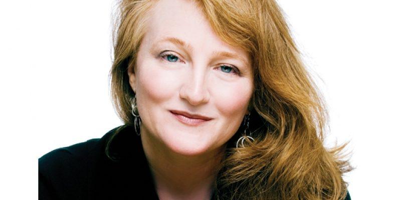 Headshot of Krista Tippett