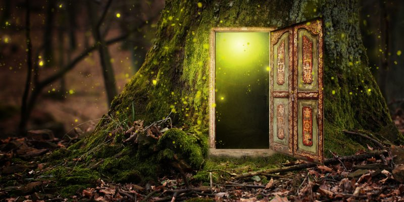 Magical Doorway