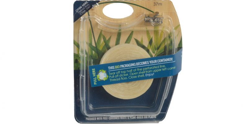 Image of eco-friendly floss