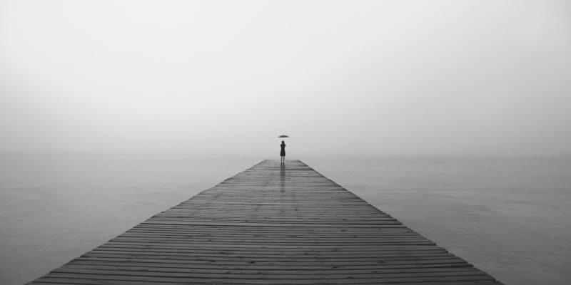 Gray dock