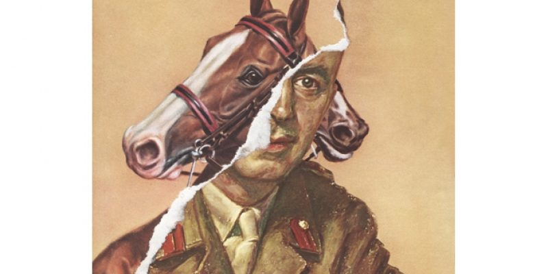 War Horse illustration