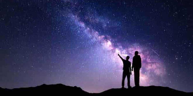 <em>Edit Article</em> Rabbi Rami: How to Talk with My Astronomer Daughter about God?