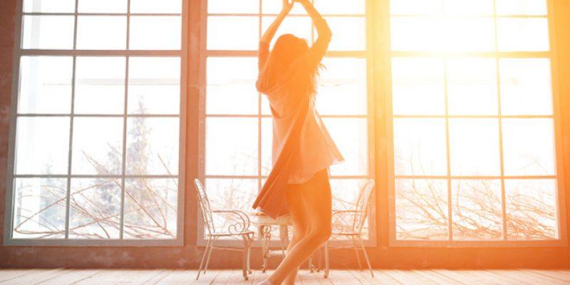 Morning dance