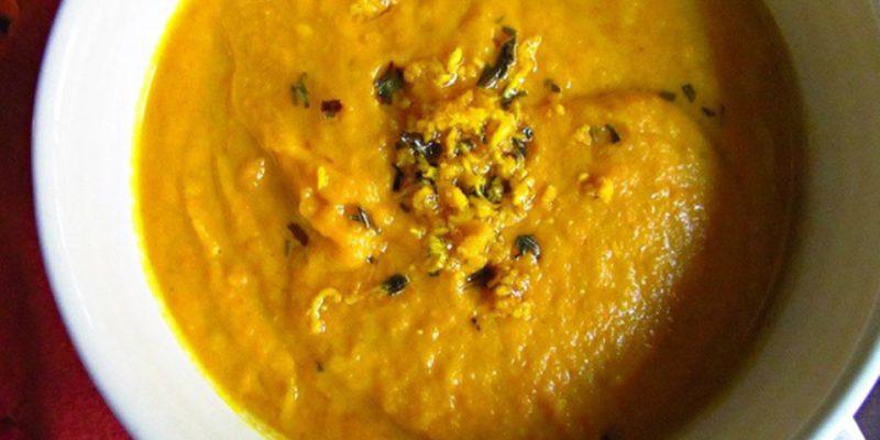 Image of sunshine soup