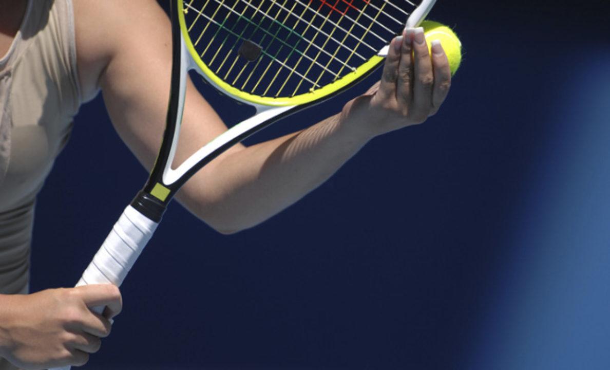 picture How to Practice Zen Tennis