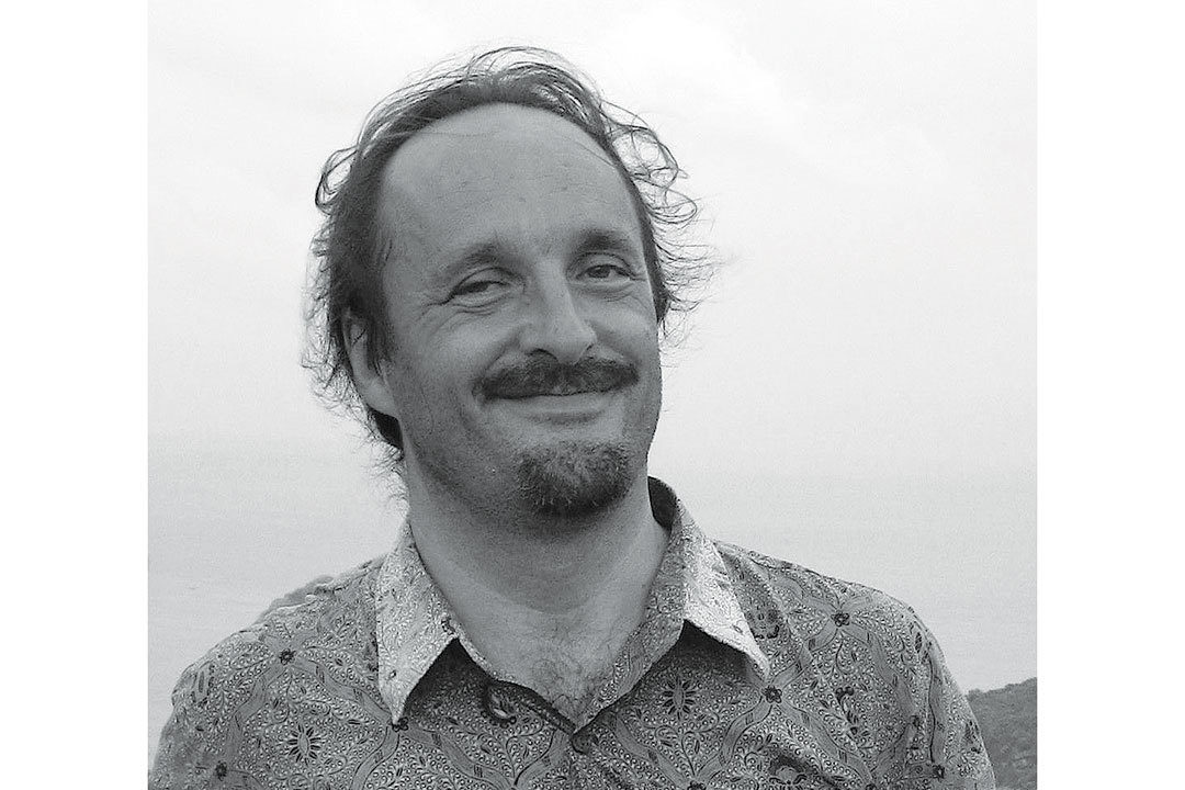 Headshot of Andy Couturier
