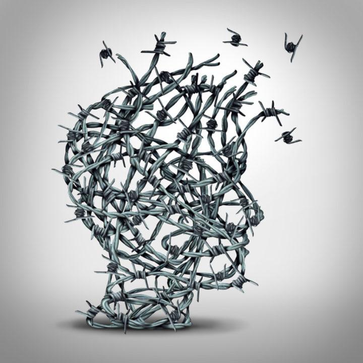 Barbed mind