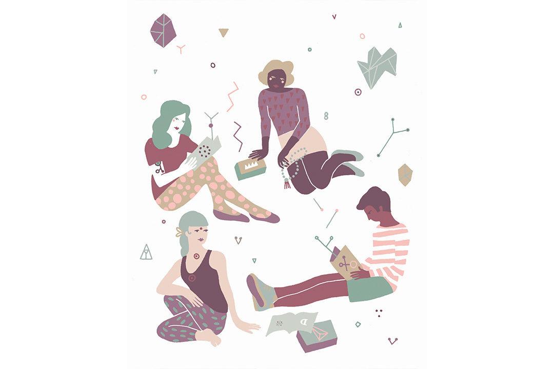 Bookclub by Claire van Heukelom