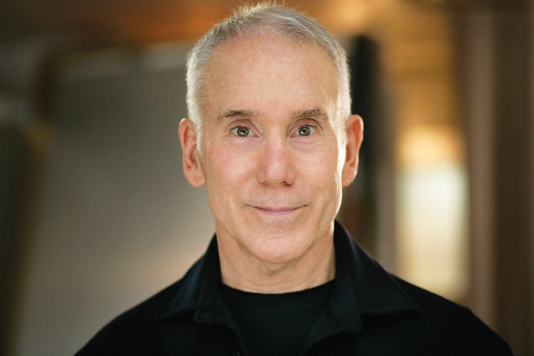 Headshot of author Dan Millman