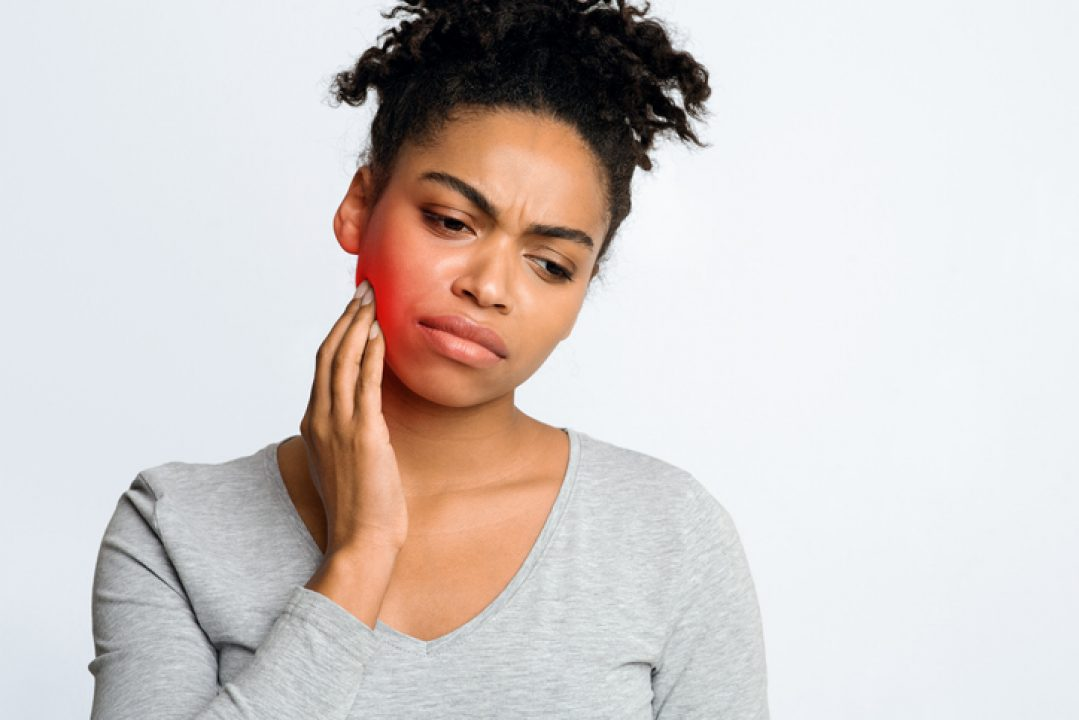 Woman ponders spiritual meaning of tooth pain