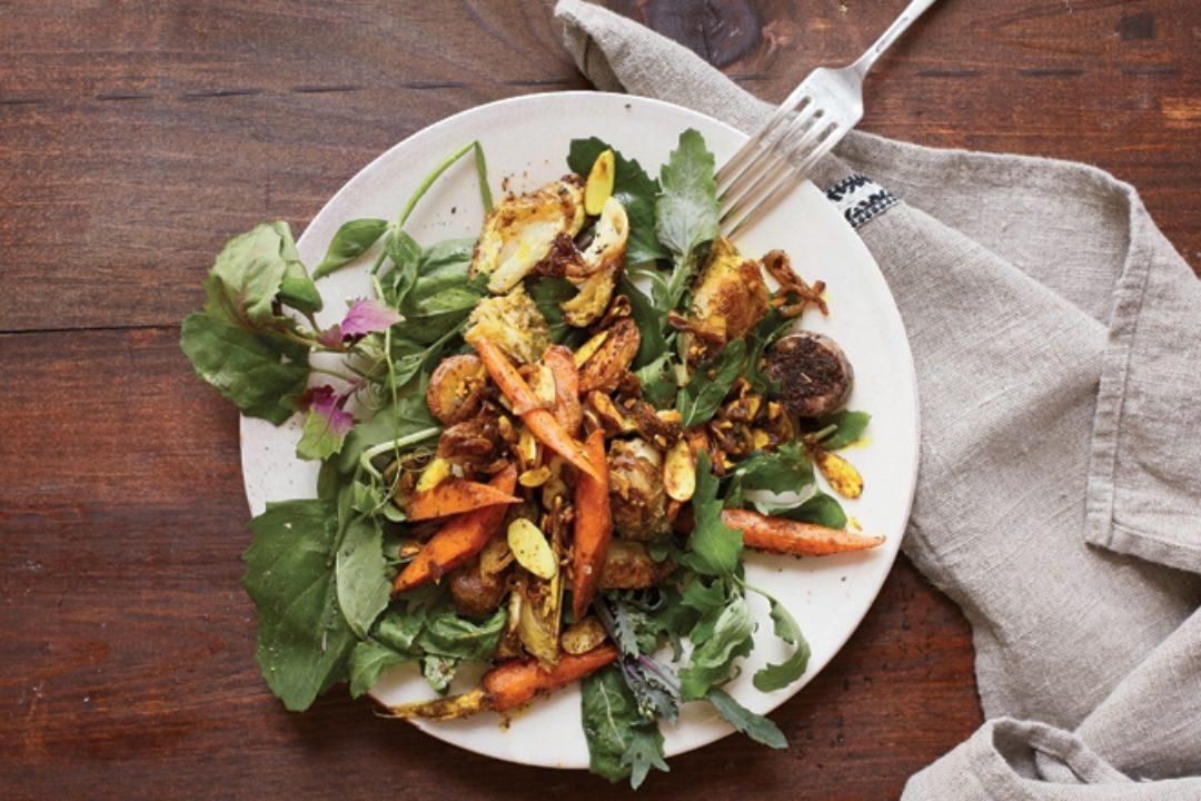 Grounding Salad