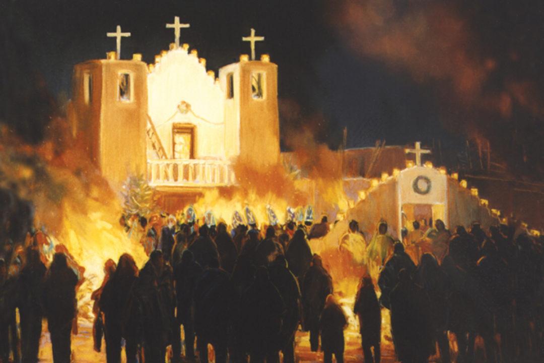 A Christmas Pilgrimage - Spirituality