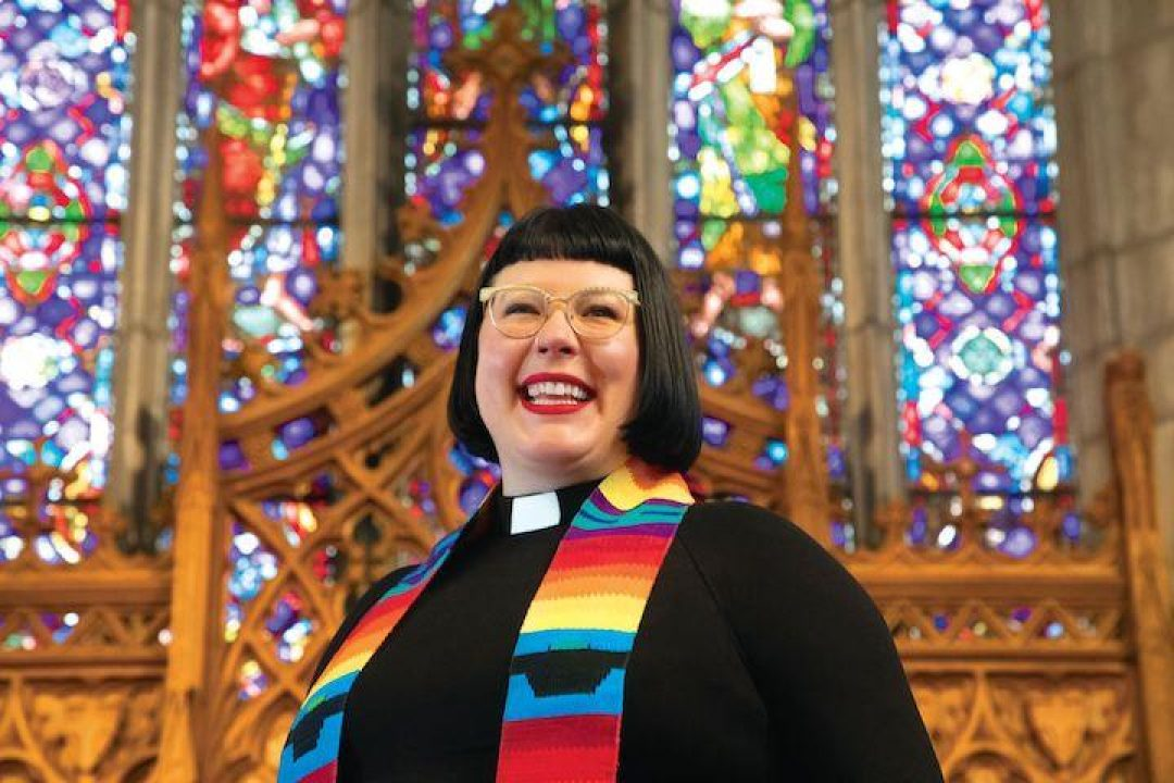 Reverend Jes Kast