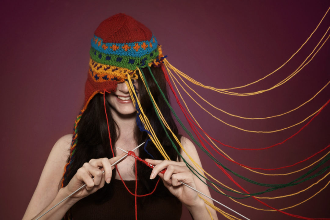 Knitting and the creative brain