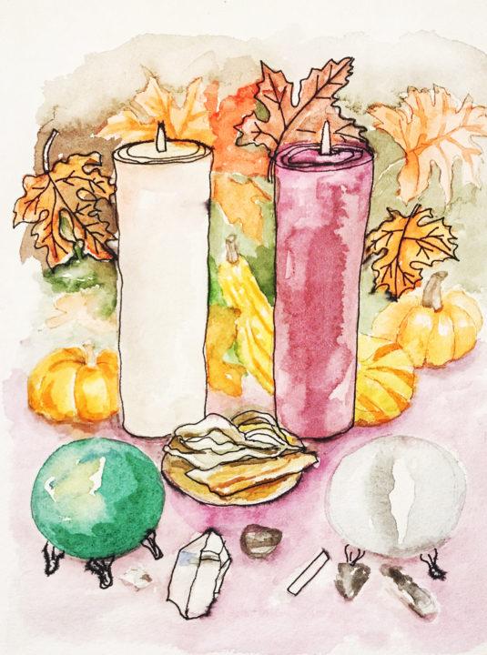 Autumn Equinox Ritual