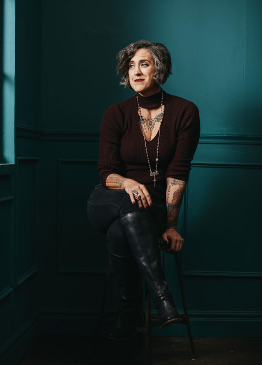 Pastor Nadia Bolz-Weber