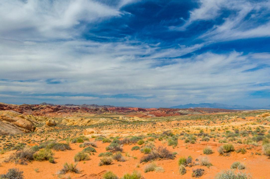 Scenic New Mexico landscape