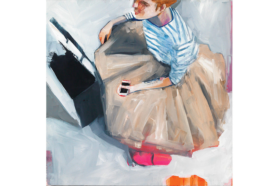 Pretty in Pink by Ruth Shively