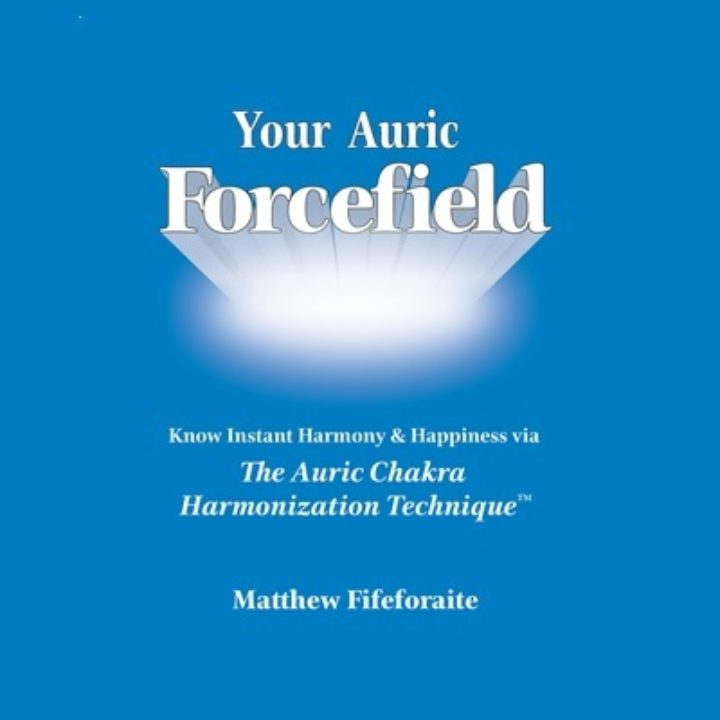 Cover of book, Your Auric Forcefield
