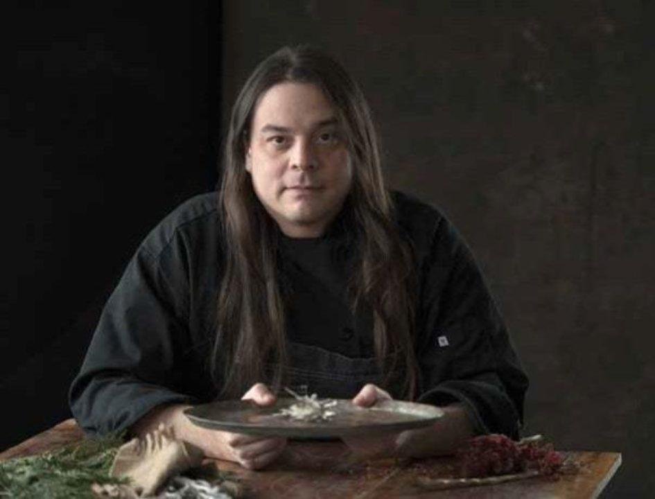 Chef Sean Sherman