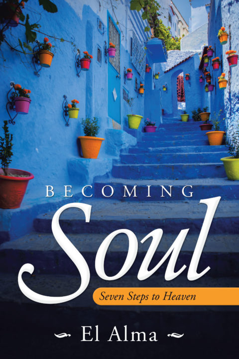 book jacket Becoming Soul