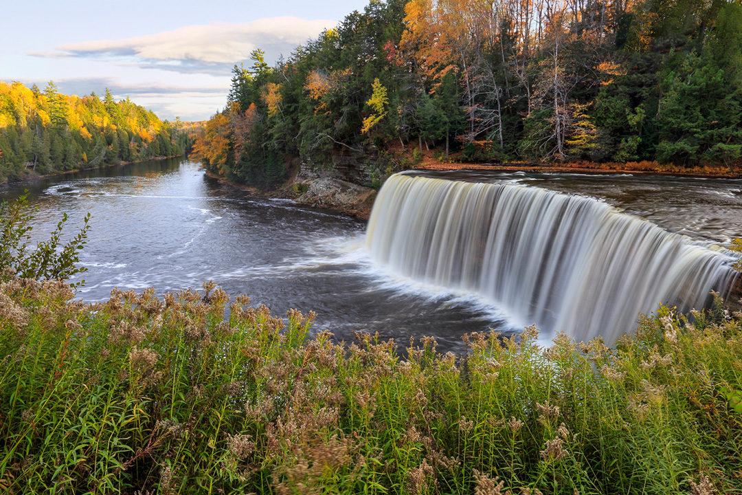 Tahquamenon Falls, Michigan