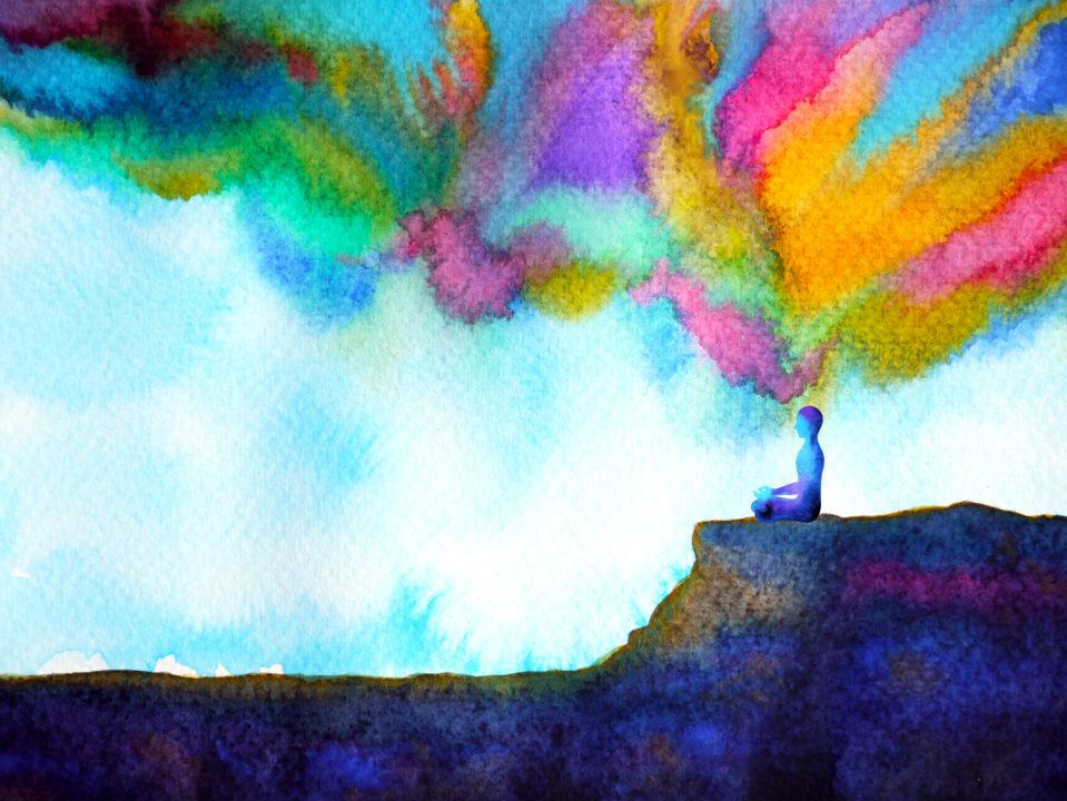 Consciousness illustration