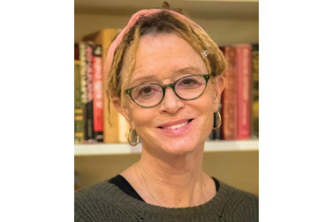headshot of Anne Lamott