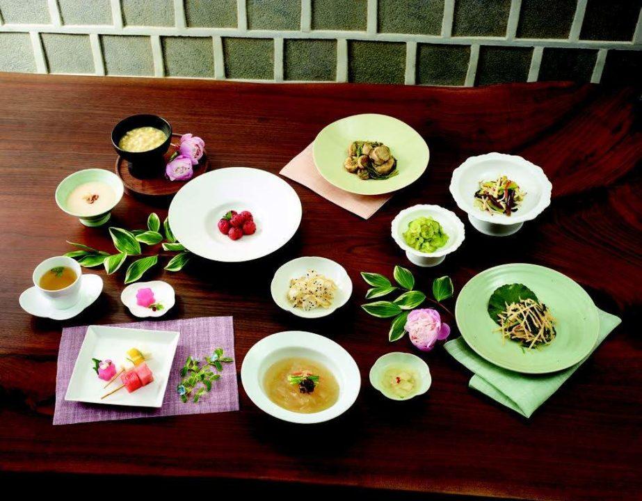 Temple food