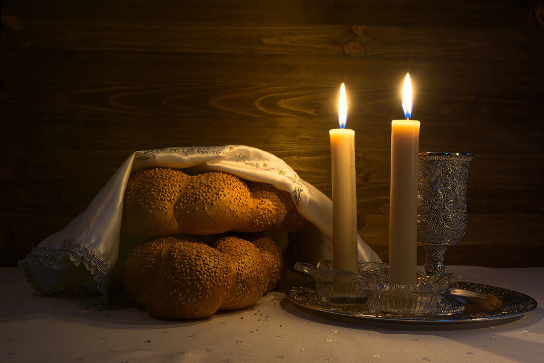 Bread and candlelight