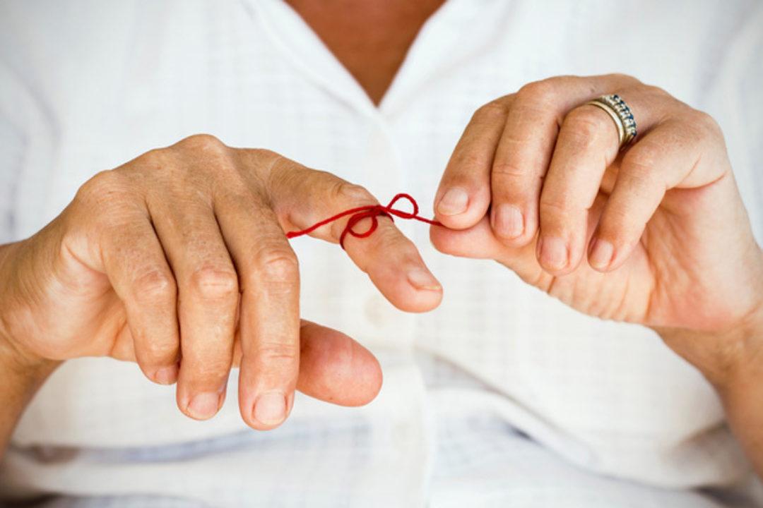 reminder string