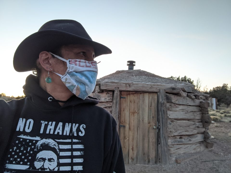 Navajo Musician and Activist Klee Benally