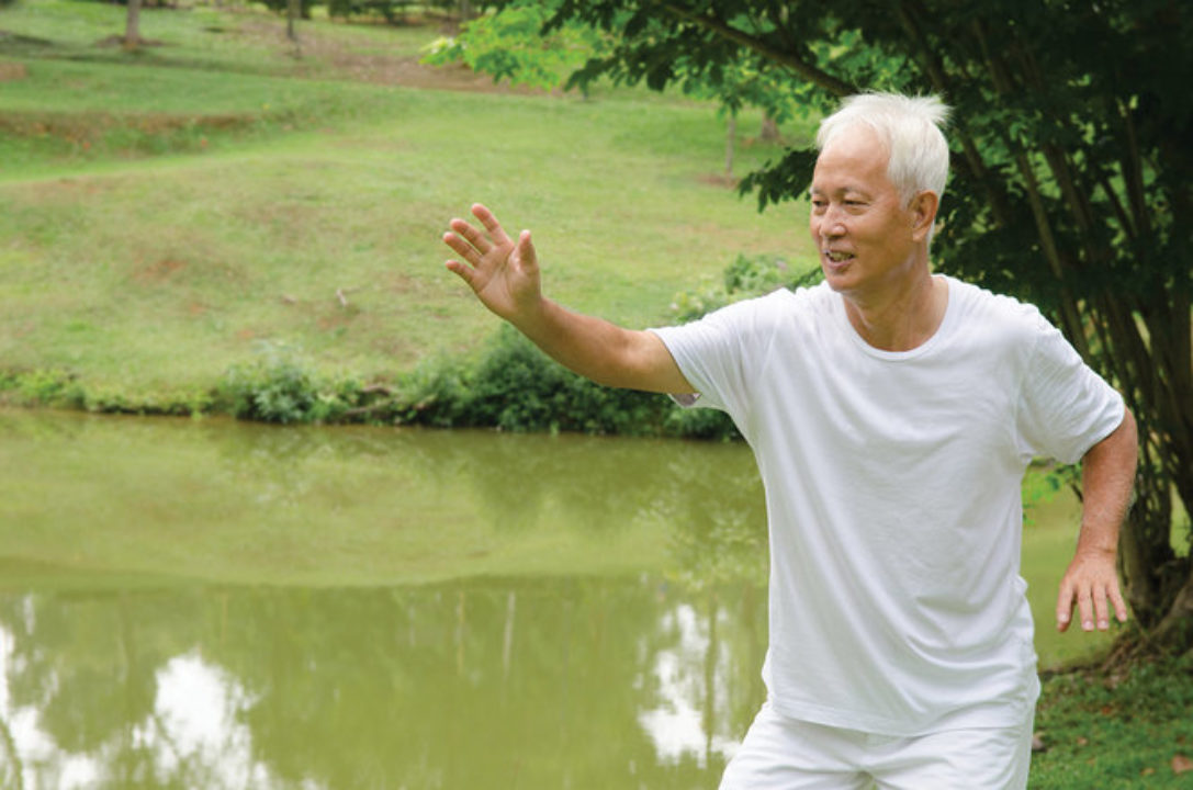 For Chronic Illness, Try Qigong - Spirituality & Health