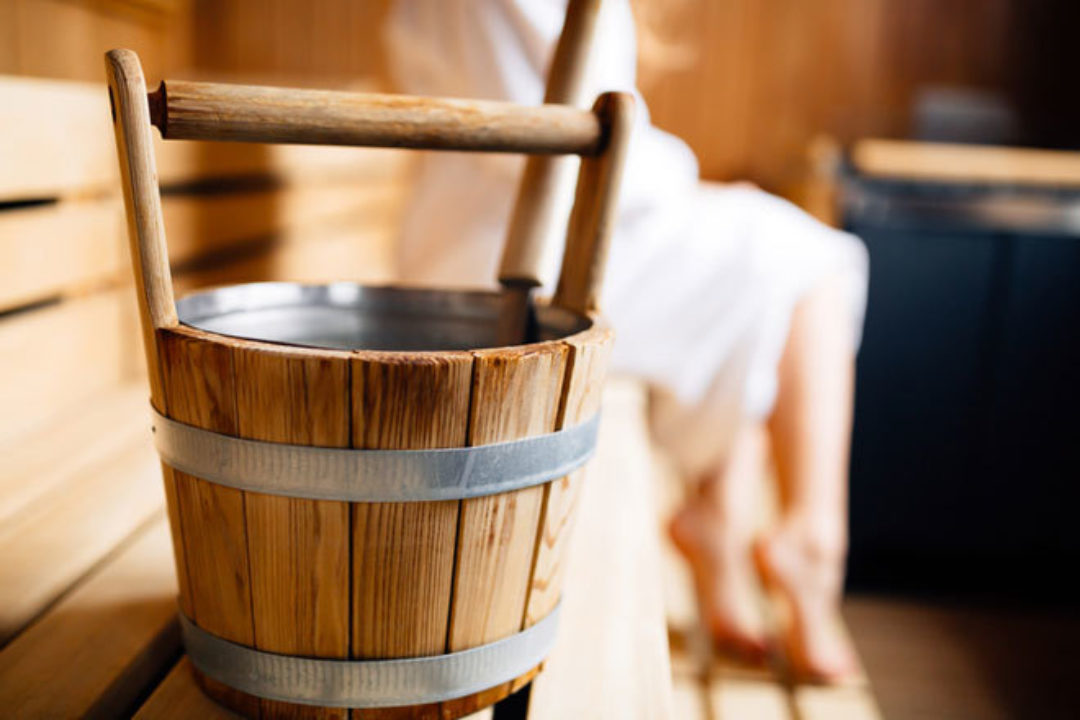 Get Thee to a Sauna! - Spirituality & Health