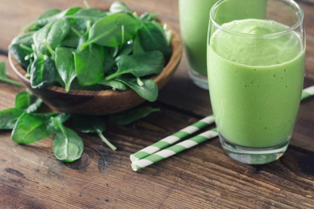 spinach juice