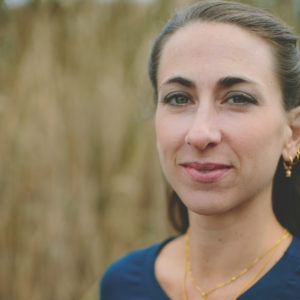 Author Kate O'Donnell