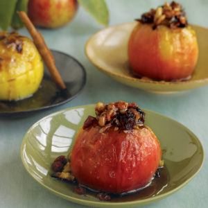 3 Ways to make baked apples