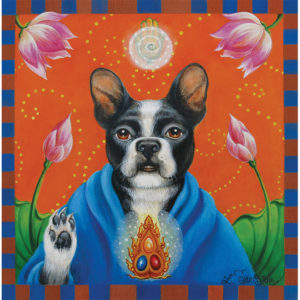 Buddha Is Canine