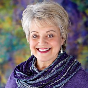 Headshot of Celebrant Elaine Voci